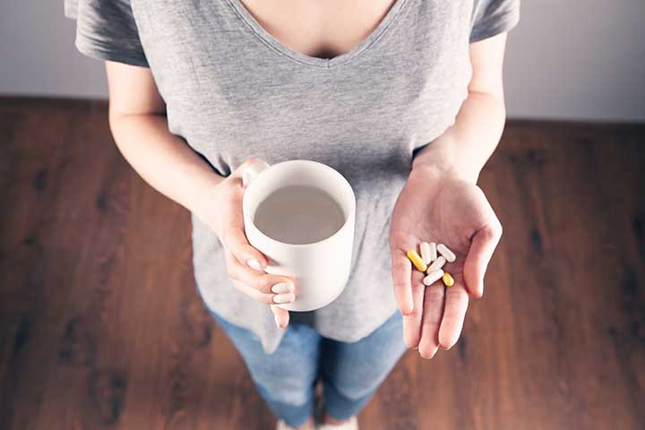 You should choose neurobion forte instead of taking multiple pills