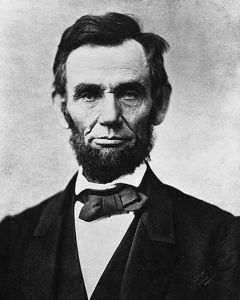 Famous people with marfan syndrome - Abraham Lincoln