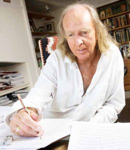 Famous people with marfan syndrome - John Tavener