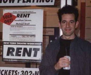 Famous people with marfan syndrome - Jonathan Larson