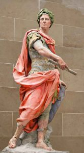 Famous people with marfan syndrome - Julius Caesar