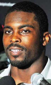 Celebrities with herpes - Michael Vick